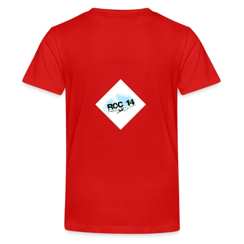 nouveaulogoRoc14 ts png - T-shirt Premium Ado