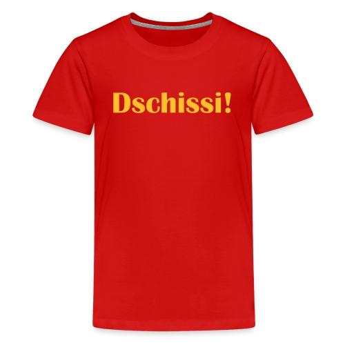 Dschissi - Teenager Premium T-Shirt