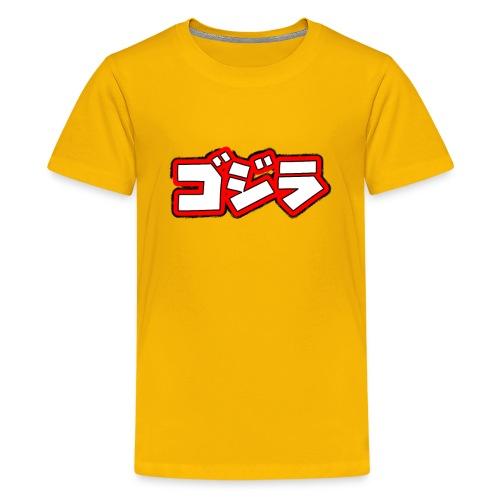 Comic Kanji´s - Teenager Premium T-Shirt