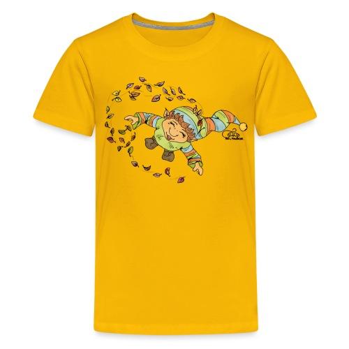 Herbstwicht - Teenager Premium T-Shirt