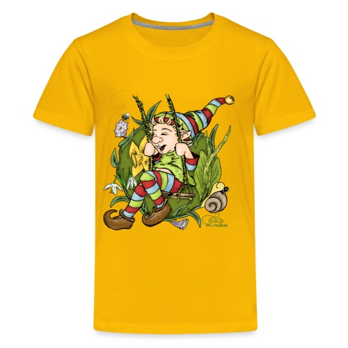 Schaukelwicht - Teenager Premium T-Shirt