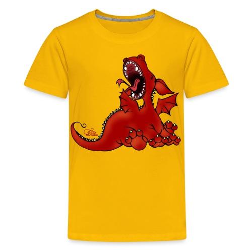 Guten Morgääääähn! - Teenager Premium T-Shirt