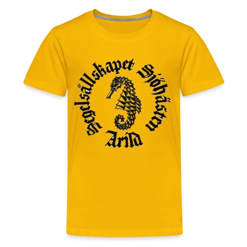 1965logotherealone - Premium-T-shirt tonåring