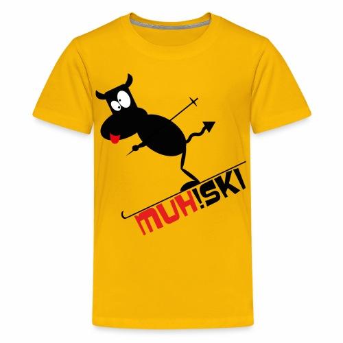 muhski - Teenager Premium T-Shirt