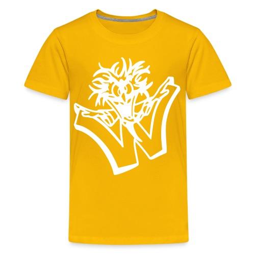 Wahnsinn Logo - Teenager Premium T-shirt