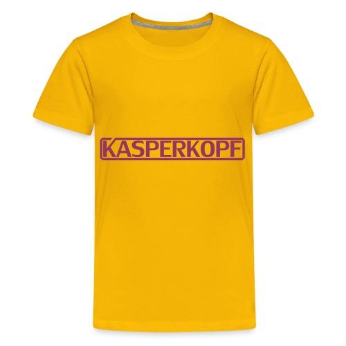 Kasperkopf - Teenager Premium T-Shirt