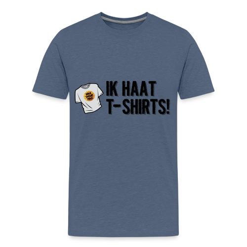 haat aan de tshirts - Teenager Premium T-shirt
