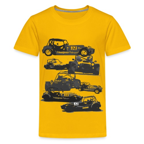 garner - Teenage Premium T-Shirt