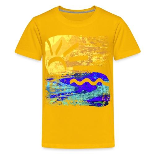 StrandEntlang - Teenager Premium T-Shirt