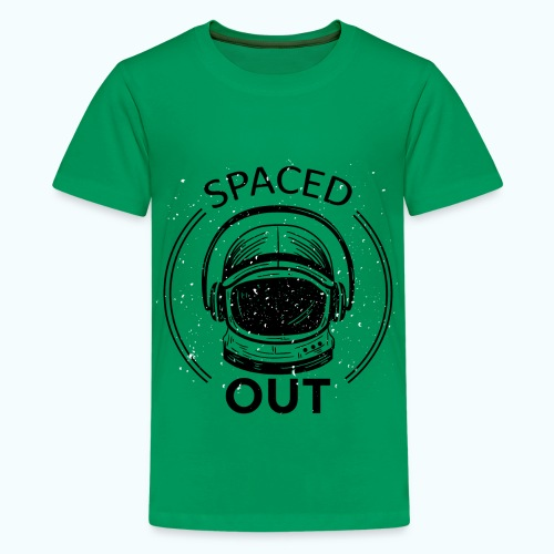 Space Out - Teenage Premium T-Shirt