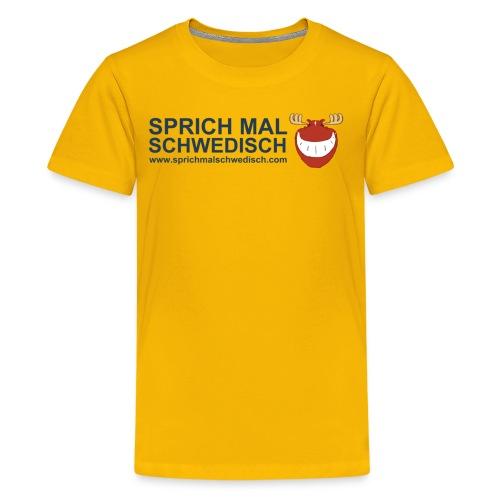 tshirt5 - Teenager Premium T-Shirt