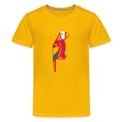 Parrot - T-shirt Premium Ado