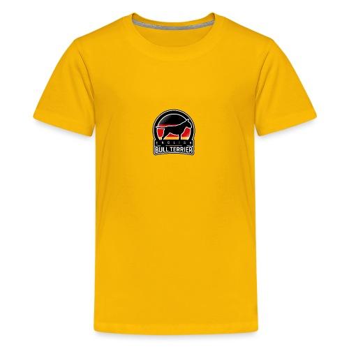 Bullterrier Deutschland - Teenager Premium T-Shirt