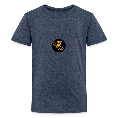 ElectroDevil T Shirt - Teenage Premium T-Shirt