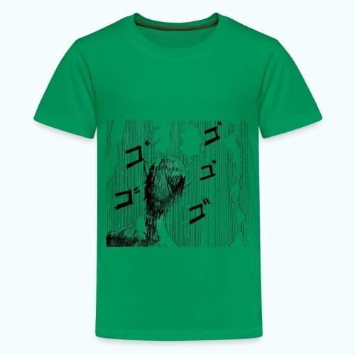 The Devils Sketch - Teenage Premium T-Shirt