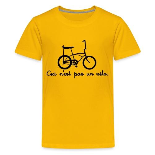cecivelo - T-shirt Premium Ado