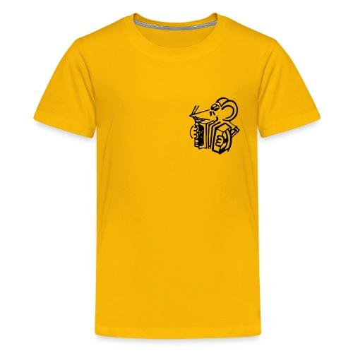 maxmaus - Teenager Premium T-Shirt