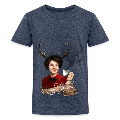 Design dédicace! - T-shirt Premium Ado