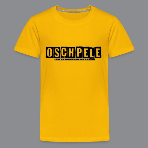 oschpele Kachelform - Teenager Premium T-Shirt