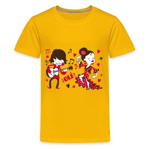 GITANILLOS - Camiseta premium adolescente