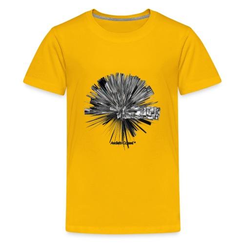 Montpellier Sphere - Teenage Premium T-Shirt