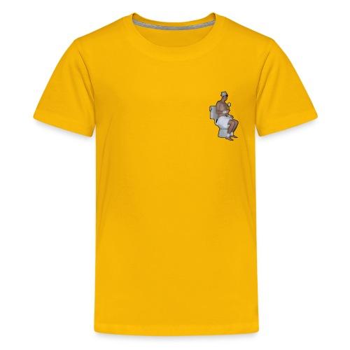 waterbobo png - Maglietta Premium per ragazzi