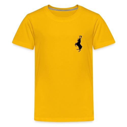 fake ferrari embleme - T-shirt Premium Ado