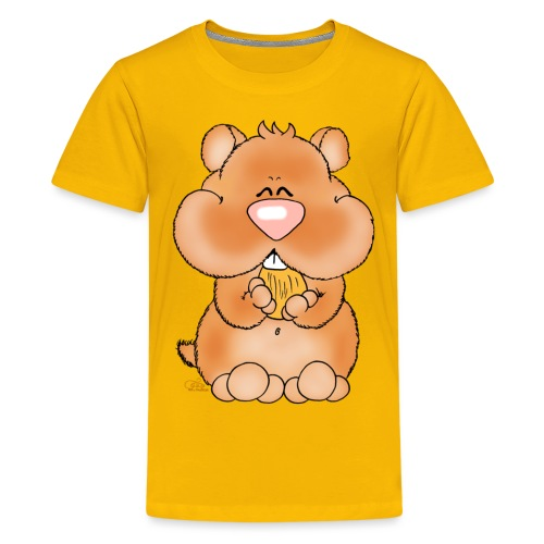 Hamstaaa - Teenager Premium T-Shirt
