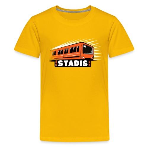 STADISsa METRO T-Shirts, Hoodies, Clothes, Gifts - Teinien premium t-paita
