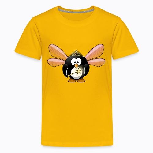 fairy tux - Teenage Premium T-Shirt