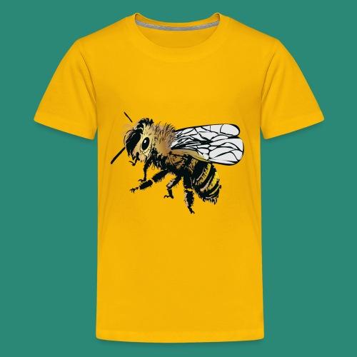 Wespe - Teenager Premium T-Shirt