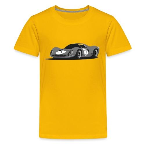 Illustration of an Icon - Teenager Premium T-Shirt