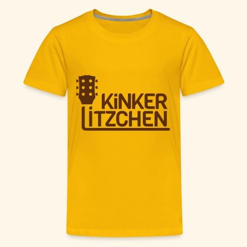 Kinkerlitzchen - Teenager Premium T-Shirt
