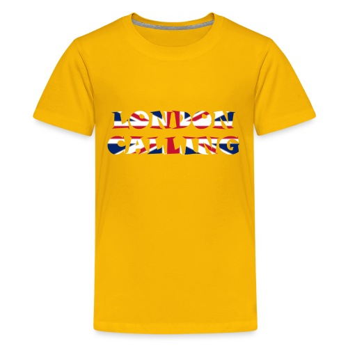 London 21.1 - Teenager Premium T-Shirt