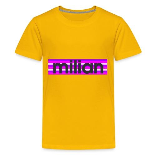 Milian - Teenager Premium T-Shirt