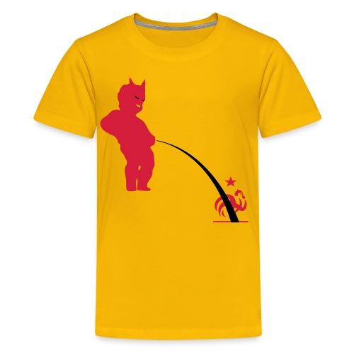 Manneken - T-shirt Premium Ado
