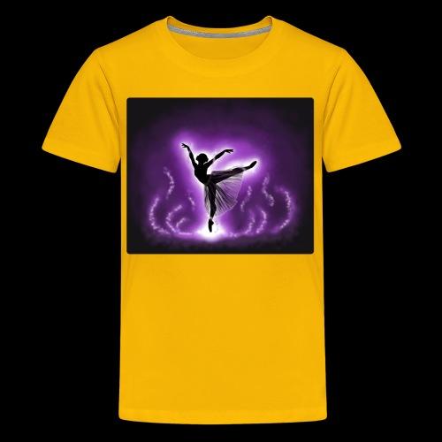 Dream Dancer - Teenage Premium T-Shirt