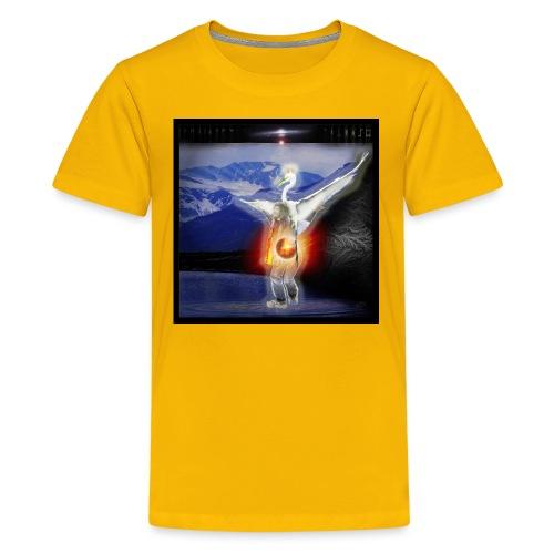 méditation 5 - T-shirt Premium Ado