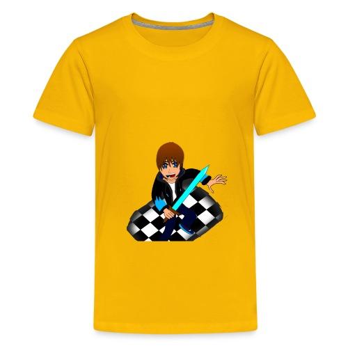 test png - Teenage Premium T-Shirt