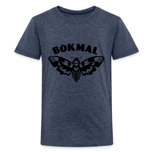 BOKMAL - Premium-T-shirt tonåring