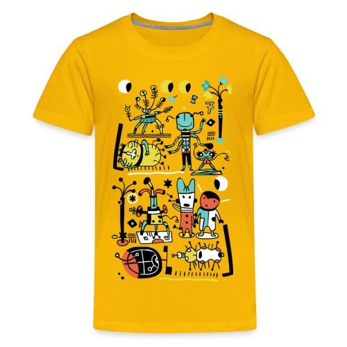 Happy Birthday - Teenager Premium T-Shirt