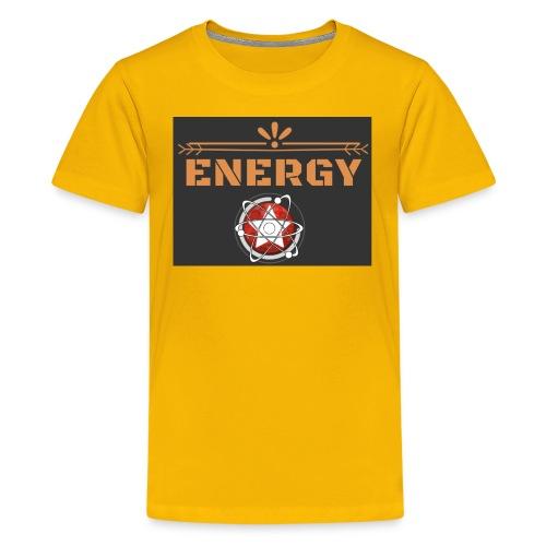 Énergie - T-shirt Premium Ado