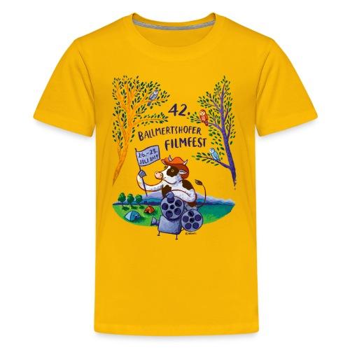 Filmfest 2019 - Teenager Premium T-Shirt