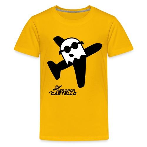 Fabrantasma Color - Camiseta premium adolescente