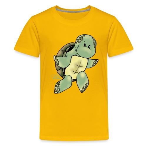 Schillikröt - Teenager Premium T-Shirt