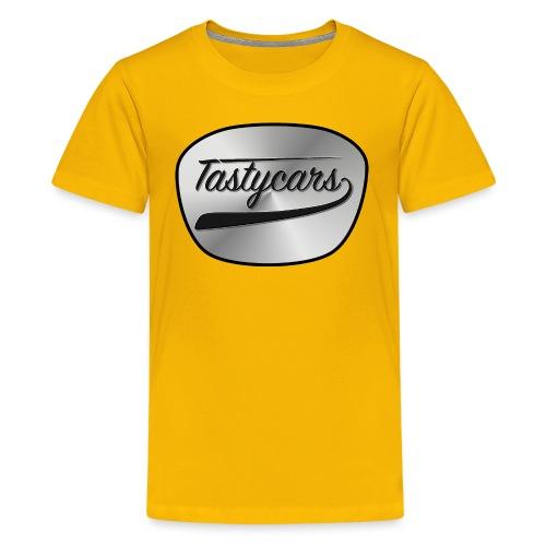 Logo de la marque Tastycars - T-shirt Premium Ado