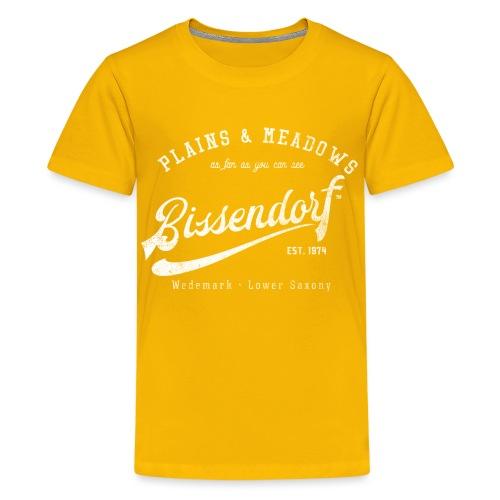Bissendorf Retroshirt - Teenager Premium T-Shirt