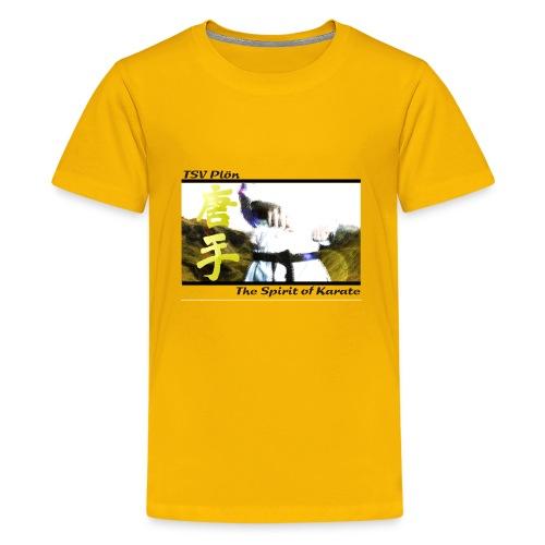 Shirt7 png - Teenager Premium T-Shirt