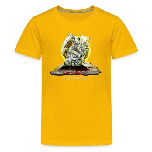 PsychopharmerKarl - Teenager Premium T-Shirt
