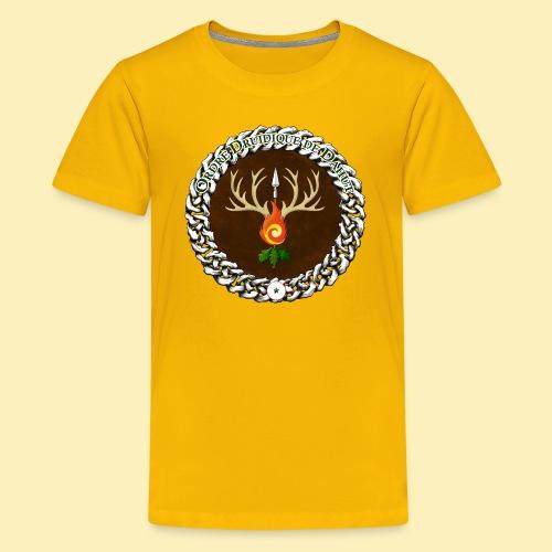 Médaillon de Neved - T-shirt Premium Ado